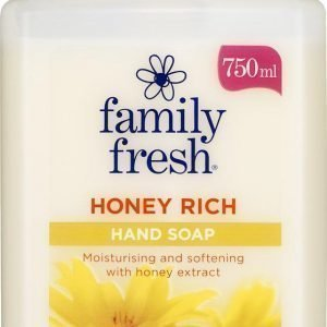 Family Fresh Honey Rich Käsisaippua 750 Ml