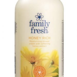 Family Fresh Honey Rich Suihkusaippua 1 L