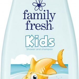 Family Fresh Kids Suihkusaippua 500 Ml
