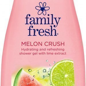 Family Fresh Melon Crush Suihkusaippua 500 Ml