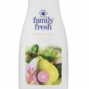 Family Fresh Pear & Lily Suihkusaippua 500 Ml