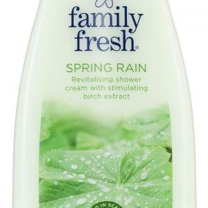 Family Fresh Spring Rain Suihkusaippua 500 Ml