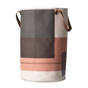 Ferm Living Colour Block Pyykkikori