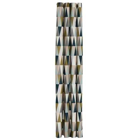 Ferm Living Spear Suihkuverho Monivärinen 160 x 200 cm