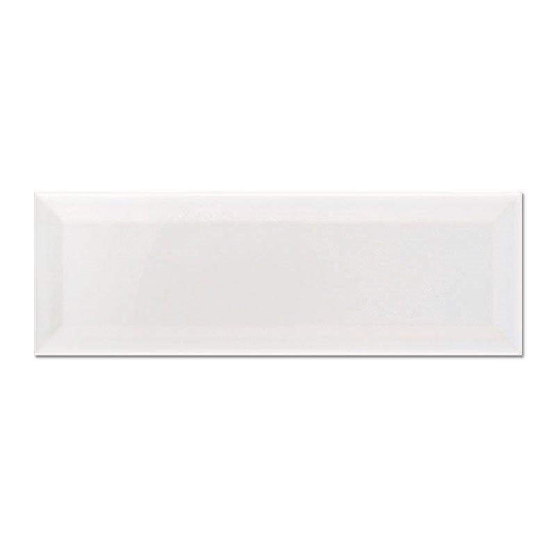 Florian Seinälaatta Valkoinen 10x30 Valkoinen