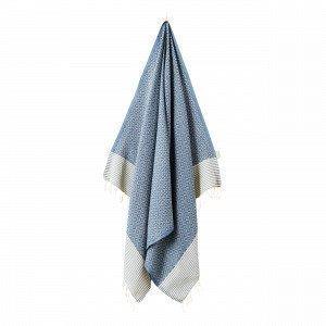 Frizzy Fouta / Hamam Pyyhe Blue