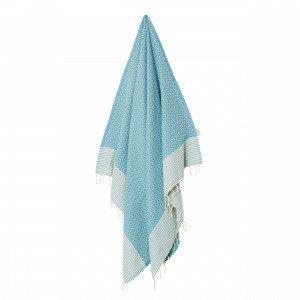Frizzy Fouta / Hamam Pyyhe Turquoise