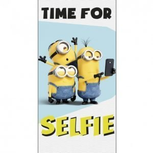 Froteepyyhe Minions 70x140cm