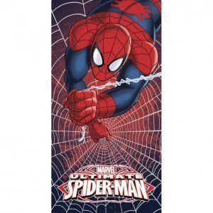 Froteepyyhe Spiderman 70x140cm