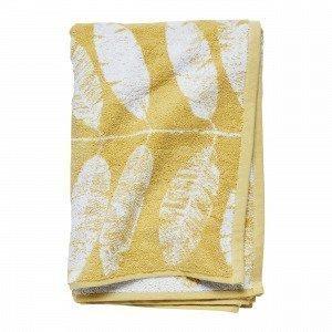 Gabon Bath Towel Kylpypyyhe Vaaleankeltainen 70x140 Cm