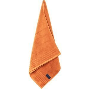 Gant Home Solid Terry Kylpypyyhe Tangeriinin Oranssi