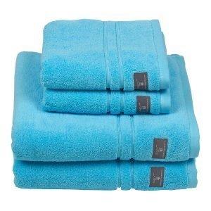 Gant Home Terry Pyyhe Topaz Blue 70x50 Cm