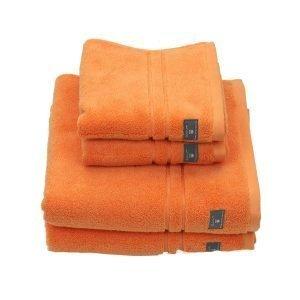 Gant Home Terry Pyyheliina Tangerine 140x70 Cm