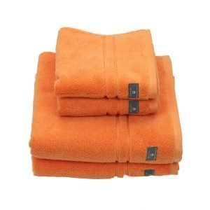 Gant Home Terry Vieraspyyhe Tangerine 50x30 Cm