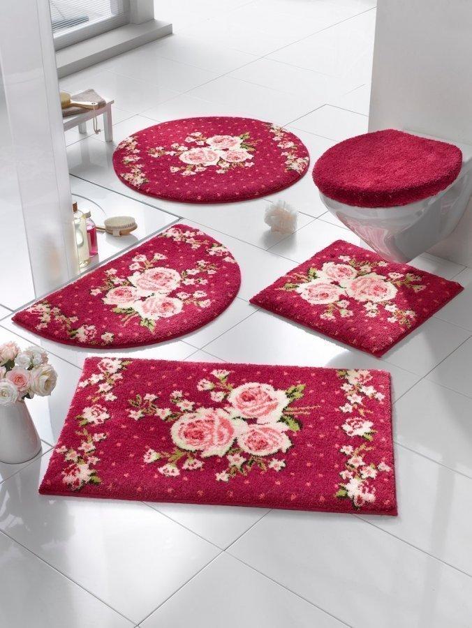 Grund Kylpyhuonesarja Pinkki