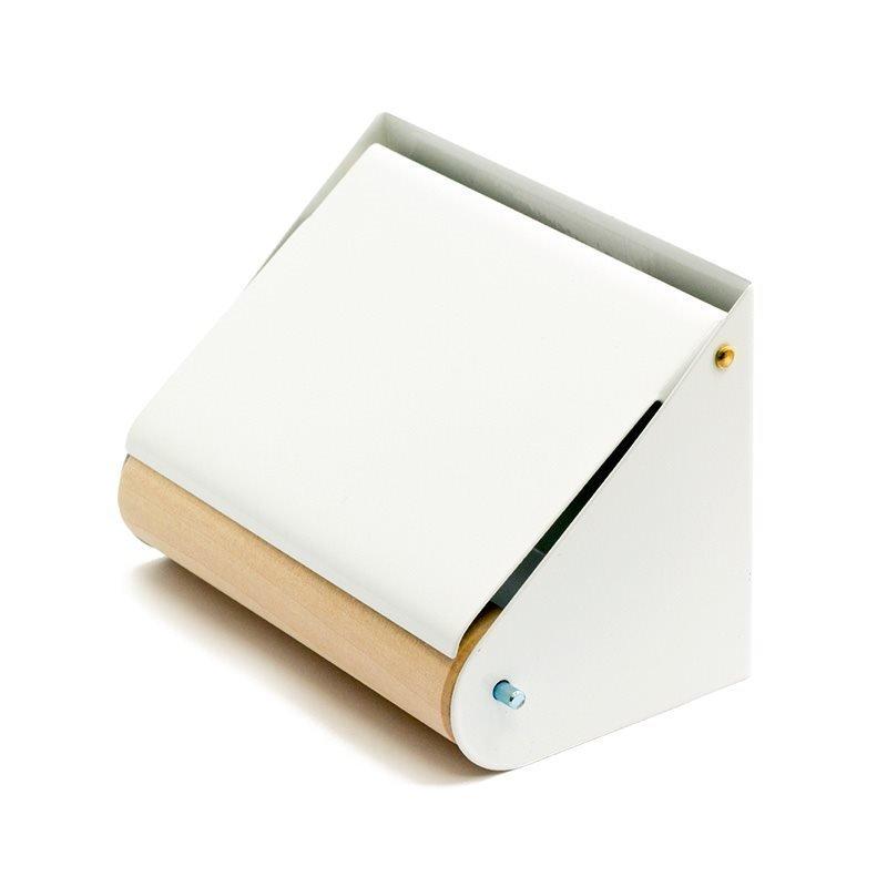 Habo 3400 WC-paperiteline Valkoinen