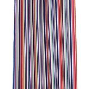 Happy Stripe Suihkuverho Monivärinen