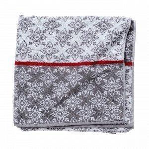 Hemtex Agda Towel Pyyhe Multi 70x140 Cm