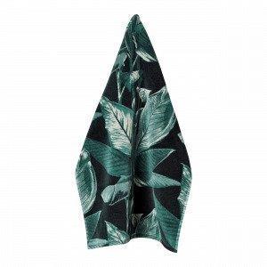 Hemtex Aruba Towel Pyyhe Tummanvihreä 50x70 Cm