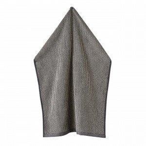 Hemtex Bobo Towel Pyyhe Moniväriharmaa 50x70 Cm