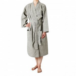 Hemtex Chambray Kimono Harmaa L / Xl