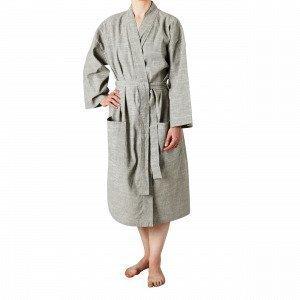 Hemtex Chambray Kimono Harmaa S / M