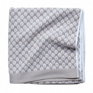 Hemtex Colette Bath Towel Kylpypyyhe Liilanharmaa 70x140 Cm
