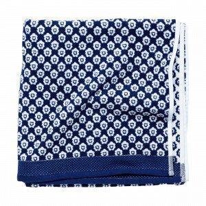Hemtex Colette Bath Towel Kylpypyyhe Sininen 70x140 Cm
