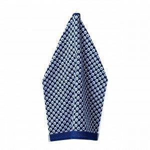 Hemtex Colette Käsipyyhe Sininen 50x70 Cm