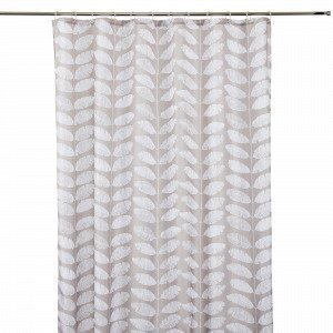 Hemtex Gabon Shower Curtain Suihkuverho Valkaisematon 180x200 Cm