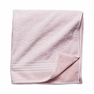 Hemtex Palmea Bath Towel Kylpypyyhe Pioni 70x140 Cm