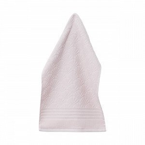 Hemtex Palmea Towel Pyyhe Valkoinen 30x50 Cm