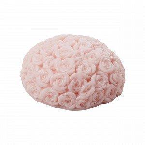 Hemtex Rose Scented Soap Tuoksusaippua Vaaleanroosa 8x8 Cm