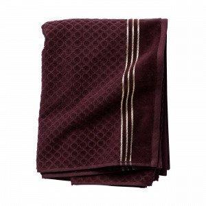 Hemtex Valentina Bath Towel Kylpypyyhe Luumu 70x140 Cm