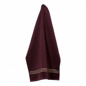 Hemtex Valentina Towel Pyyhe Luumu 50x70 Cm