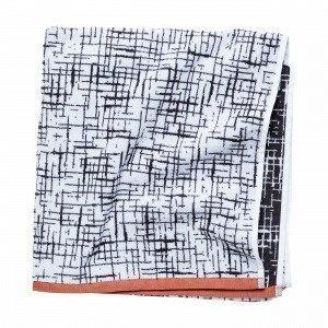 Hemtex Weave Bath Towel Kylpypyyhe Valkoinen 70x140 Cm