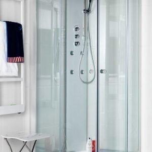 Hierova suihkukaappi Hafa Polaris Round ST 900