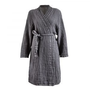 Himla Fresh Laundry Kimono Musta