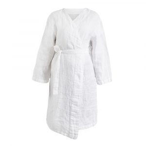 Himla Fresh Laundry Kimono Valkoinen