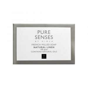 Himla Pure Senses Natural Linen Saippua