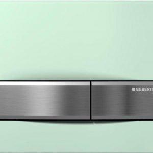 Huuhtelupainike Sigma50 satinoitu lasi