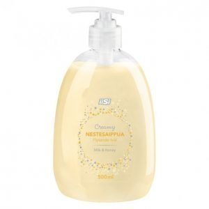 Iisi Creamy Milk & Honey Nestesaippua 500 Ml