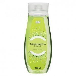 Iisi Olive & Lime Suihkusaippua 300ml
