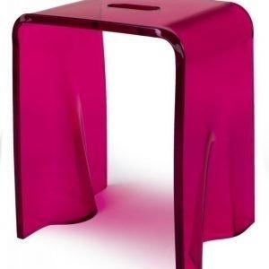Istuin Noro 340x250x400 mm Rosé akryyli