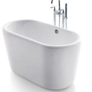 Istuma-amme Bathlife Ideal 1300 mm valkoinen