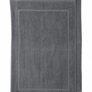 Jotex Amy Kylpyhuonematot Harmaa 50x80 Cm 2-Pakkaus