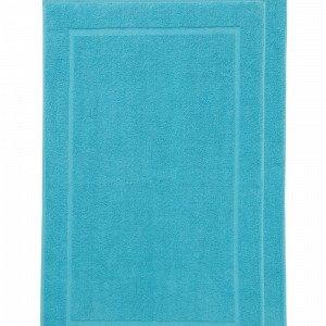 Jotex Amy Kylpyhuonematot Sininen 50x80 Cm 2-Pakkaus