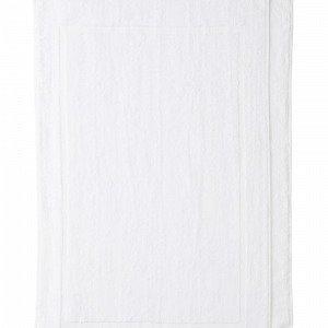 Jotex Amy Kylpyhuonematot Valkoinen 50x80 Cm 2-Pakkaus