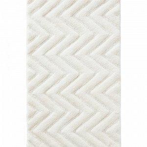 Jotex Arild Kylpyhuonematto Valkoinen 50x80 Cm