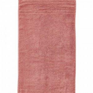 Jotex Enya Kylpyhuonematto Punainen 50x80 Cm